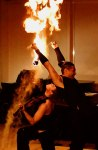 Fire-finish